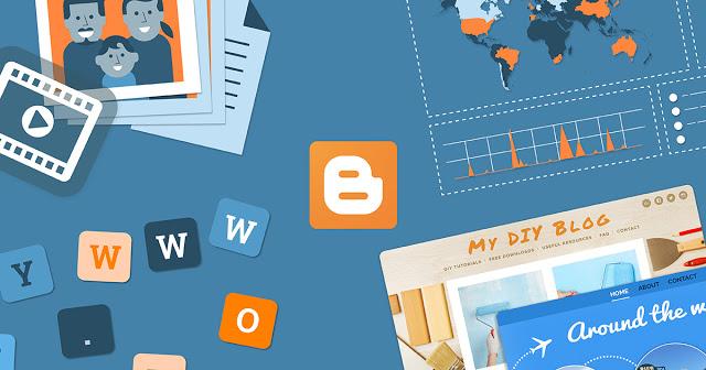 Cara Mengganti Template Blog di Blogger