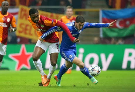 Hasil Pertandingan Galatasaray vs Chelsea