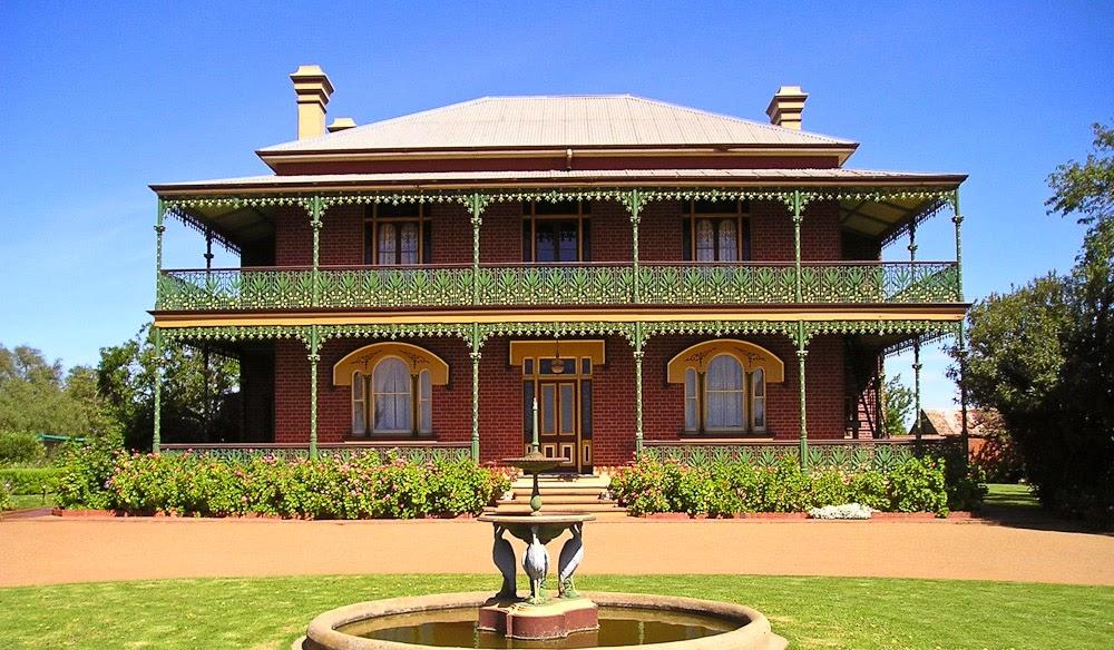 Misteri Monte Cristo, Bangunan Paling Berhantu di Australia