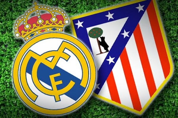 Prediksi Derby Atletico Madrid vs Real Madrid La Liga