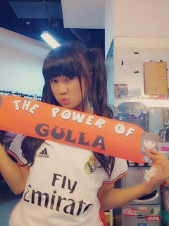 Cindy Gula (Real Madrid)