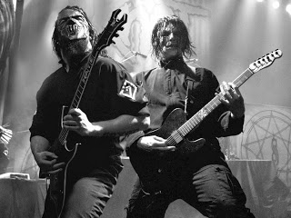 Mick Thomson dan Jim Root - Slipknot