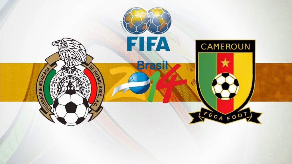 Prediksi Pertandingan Meksiko vs Kamerun Piala Dunia 2014