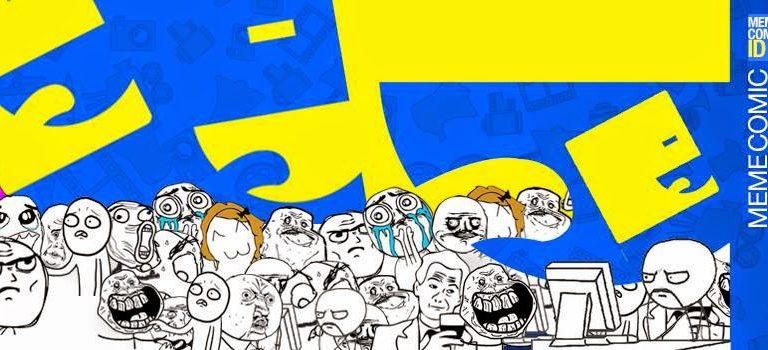 Mengenal Tokoh dan Karakter dalam Meme Comic Indonesia