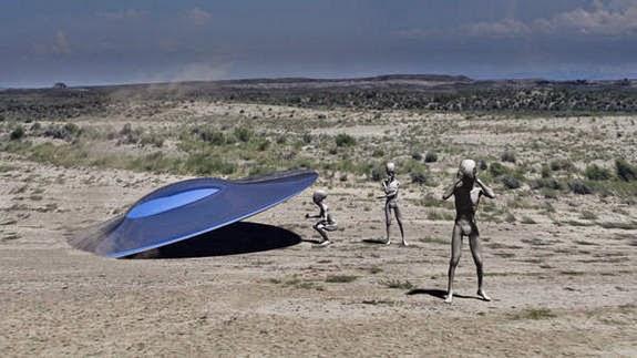 5 Negara yang Sering di Kunjungi UFO dan Alien