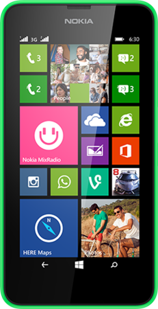 Harga Nokia Lumia 630 Terbaru - Juli 2014