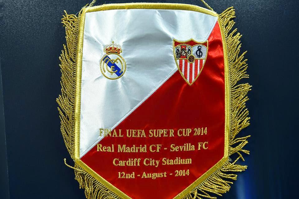 Prediksi dan Susunan Pemain Real Madrid vs Sevilla Final UEFA Super Cup