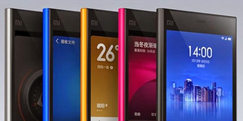 Tempat Beli Smartphone Android Xiaomi Online di Indonesia