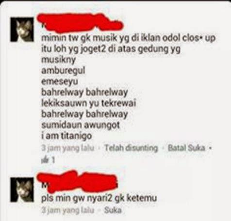 Amburegul, Emeseyu ... Bahrelway, Bahrelway ... Lekiksauwn, Yu Tekrewai ... Bahrelway, Bahrelway ... Sumidaun, Awungot ... I'am Titanigo ...