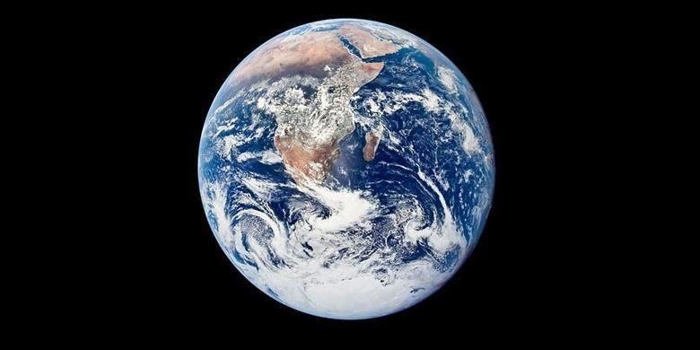 Keajaiban Al Qur'an Tentang Bentuk Planet Bumi