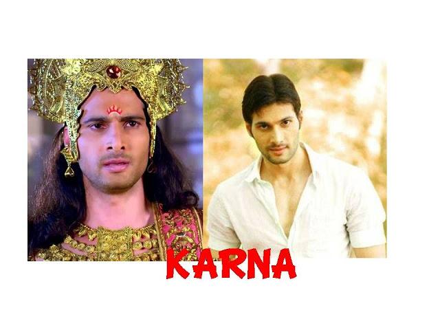 Aham Sharma - Karna