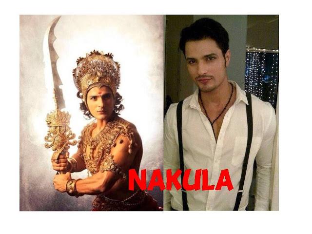 Vin Rana - Nakula