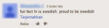 Overproud Swedia