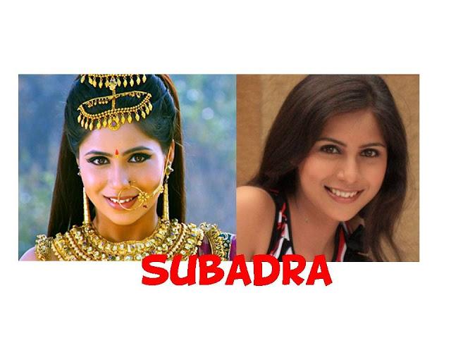 Vibha Anand - Subadra