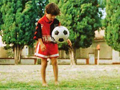 Kehidupan Messi di Masa Kecil