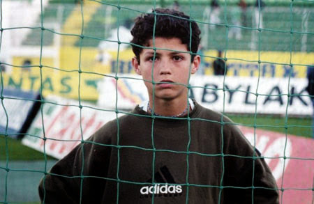 Kehidupan Ronaldo Kecil