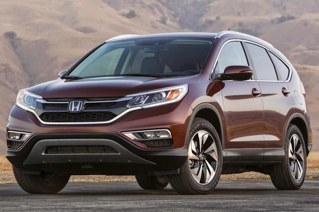 Honda CR-V Terbaru Untuk Pasar ASEAN