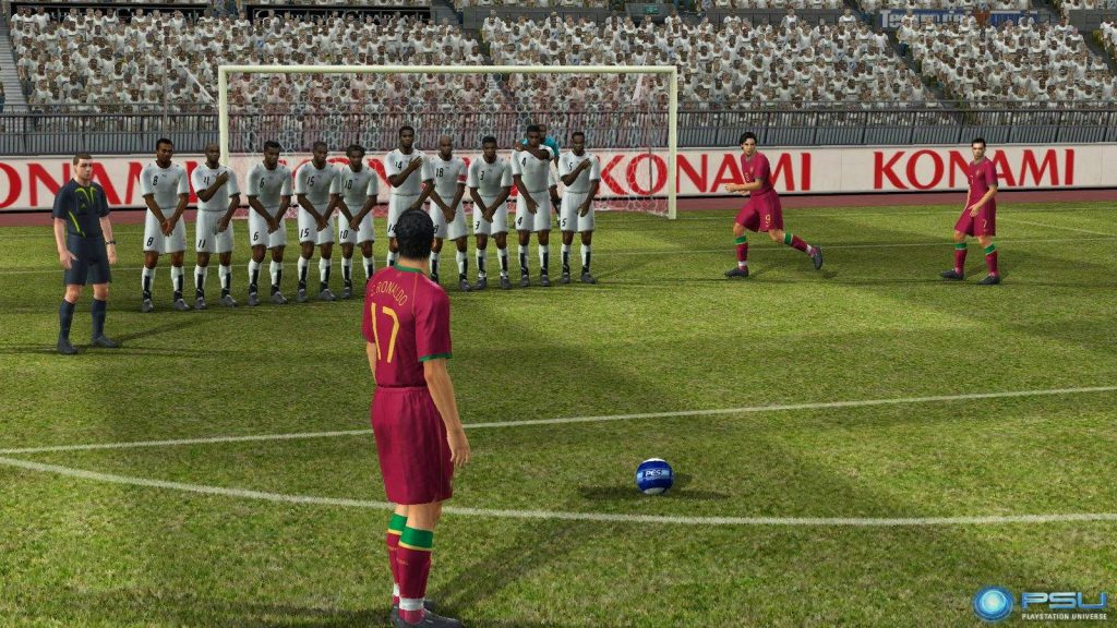 Cheat Winning Eleven (Pro Evolution Soccer)