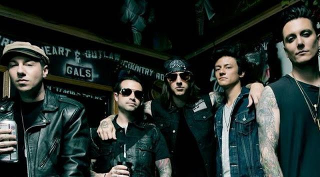 Avenged Sevenfold Konser Lagi di Jakarta 18 Januari 2015