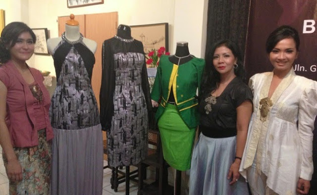 Fashion Tradisional Indonesia Bikin Cantik Maksimal