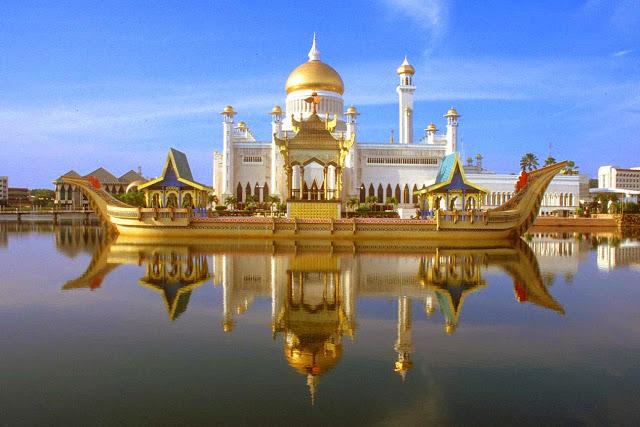 Fakta Menarik dari Negeri Islam Brunei Darussalam