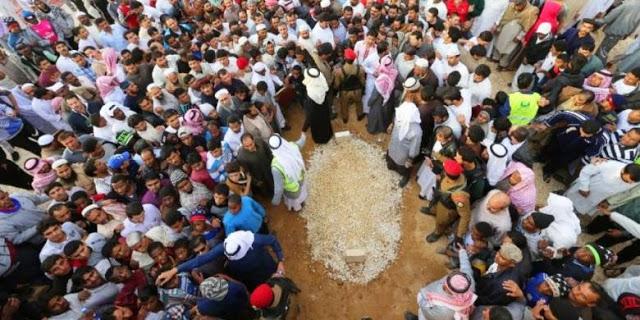 500 Warga Tiongkok Masuk Islam Setelah Melihat Pemakaman Raja Saudi