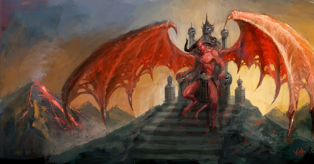 Inilah Khutbah Iblis yang Paling Menyentuh Hati