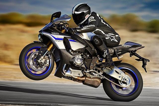 Yamaha YZF-R1M 2015