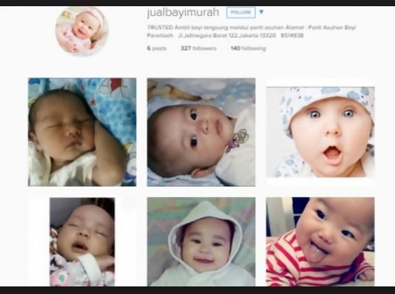 @jualbayimurah Hebohkan Netizen
