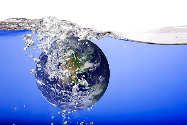 Darimana Air di Bumi Berasal? Ini Jawaban versi Ilmuwan dan Alquran