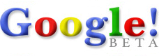 Logo Google pada September 1998