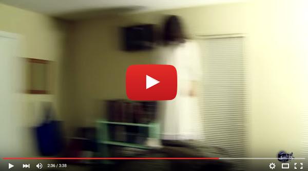 Hih! Seram! Hantu Pria Ini Merekam Aktivitas Hantu di Rumahnya