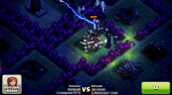 Clash Of Clans Update Town Hall 11 dan Mode Malam