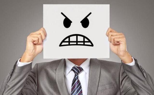 Dampak Negatif dari Marah dan Emosi