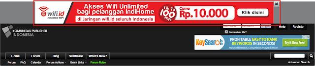 Iklan sisipan Telkom