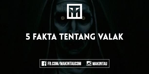 5 Fakta Tentang Valak di The Conjuring 2