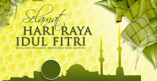 Kumpulan Kata Kata Selamat Hari Raya Idul Fitri 1437 H Terbaru