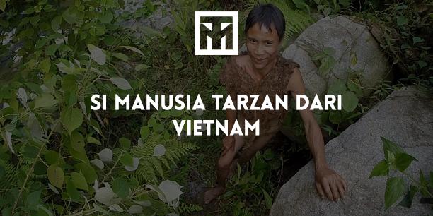 Tarzan Ternyata Ada Di Dunia Nyata Lho!