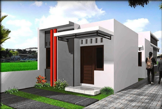 Atap rumah model datar Urbanindo