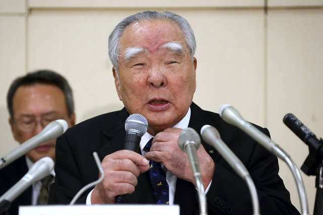 CEO Suzuki, Osamu Suzuki Mengundurkan Diri