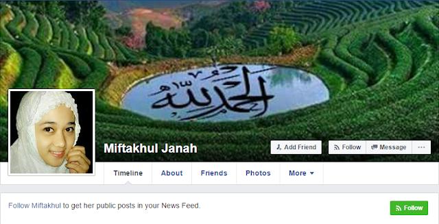Miftakhul Janah