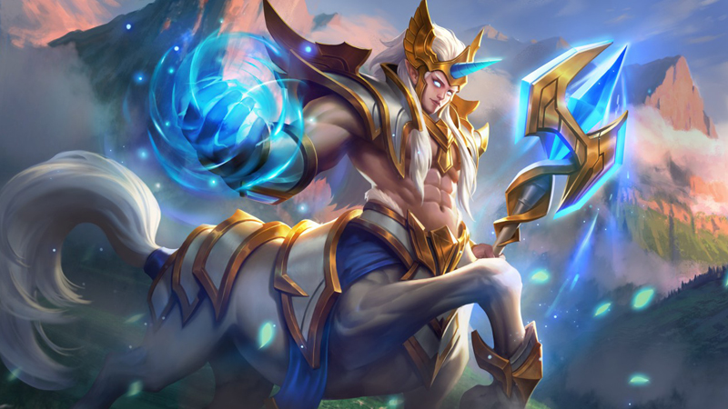 Quotes kata-kata hero ML Hylos Hilos Mobile Legends