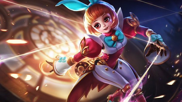 Kata-Kata Angela Mobile Legends