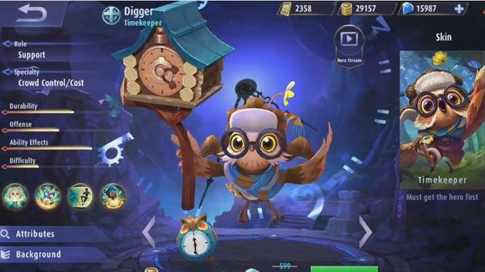 Quotes kata-kata Diggie Mobile Legends