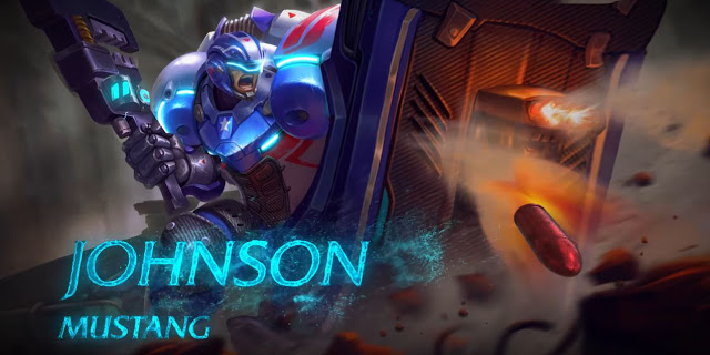 Quotes kata-kata Johnson Mobile Legends