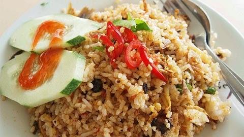 Resep Membuat Nasi Goreng Ikan Asin