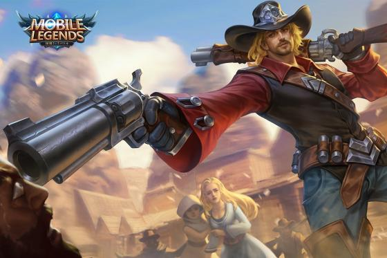 Quotes kata-kata Clint Mobile Legends