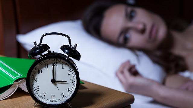 Dampak Negatif Kurang Tidur Bagi Kesehatan Kulit Wajah