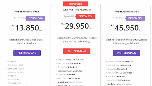 Web Hosting Murah di Hostinger Indonesia
