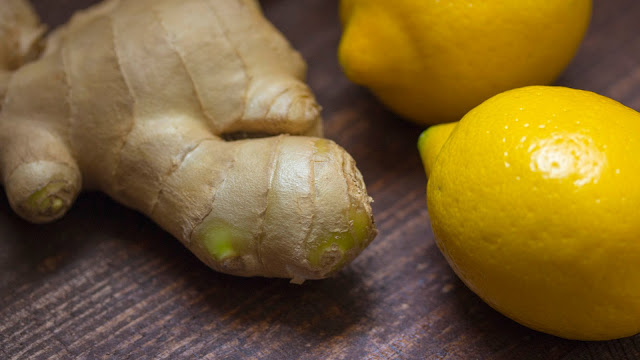 Lemon and Ginger Benefits